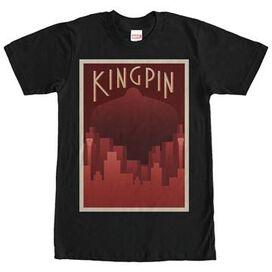 Kingpin Deco Fisk T-Shirt