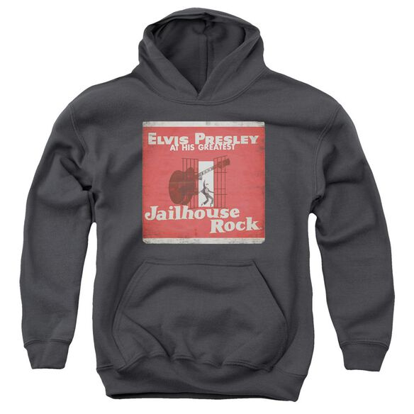 Elvis Greatest Youth Pull Over Hoodie