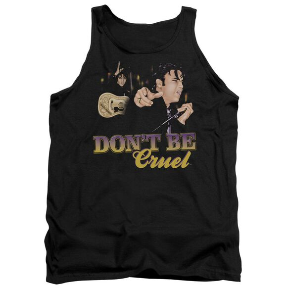 Elvis Don't Be Cruel Adult Tank
