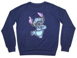 Lilo & Stitch Drawn Crew Neck Sweater