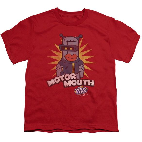 Dubble Bubble Motor Mouth Short Sleeve Youth T-Shirt