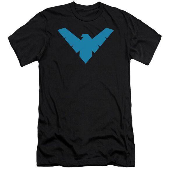 BATMAN NIGHTWING SYMBOL - S/S ADULT 30/1 T-Shirt