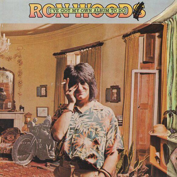 Ron Wood - I've Got My Own Album To Do