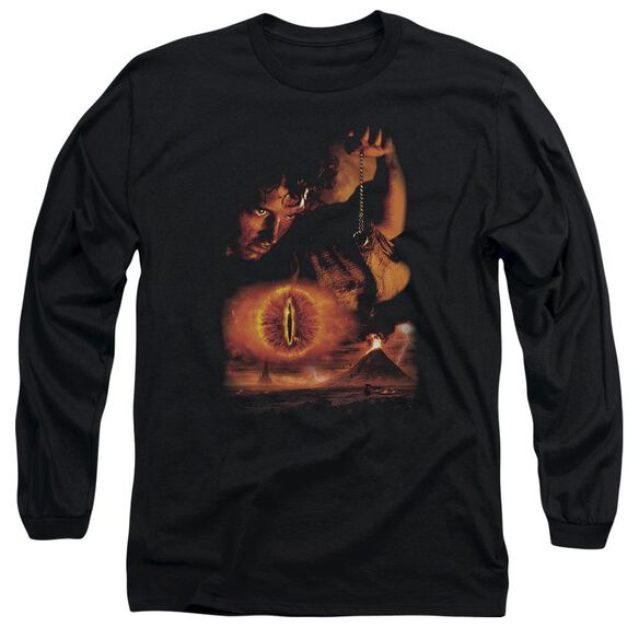 Lor Destroy The Ring Long Sleeve Adult T-Shirt