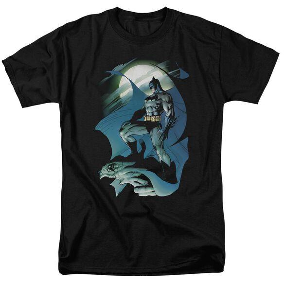 Batman Glow Of The Moon Short Sleeve Adult T-Shirt
