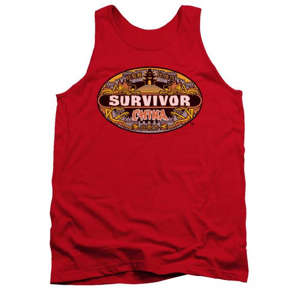 Survivor China Adult Tank