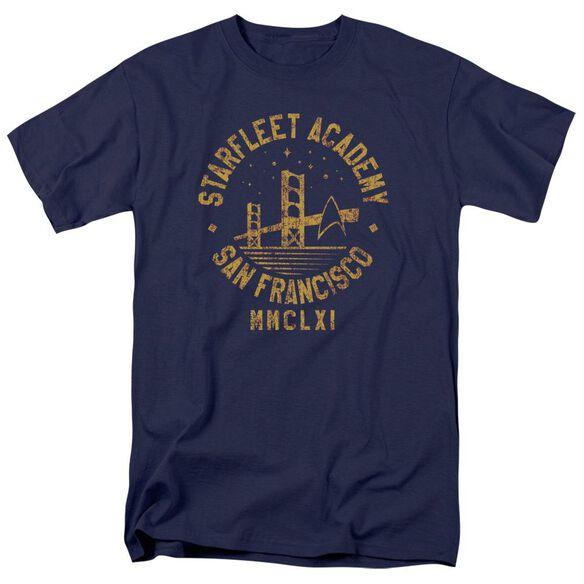 Star Trek Collegiate Bridge Short Sleeve Adult T-Shirt