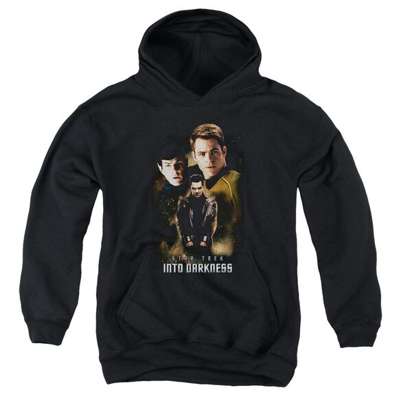 Star Trek Aftermath Youth Pull Over Hoodie