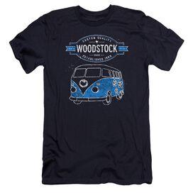 Woodstock Van Premuim Canvas Adult Slim Fit