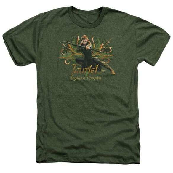 Hobbit Tauriel Adult Heather Military