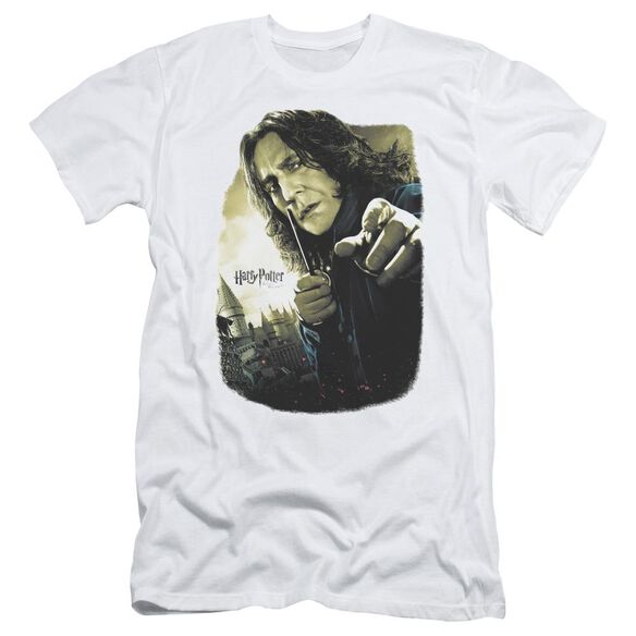 Harry Potter Snape Poster Hbo Short Sleeve Adult T-Shirt