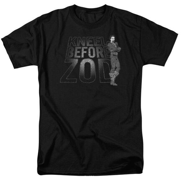 Dc Kneel Zod Short Sleeve Adult T-Shirt