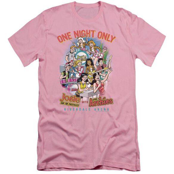 Archie Comics One Night Only Short Sleeve Adult T-Shirt