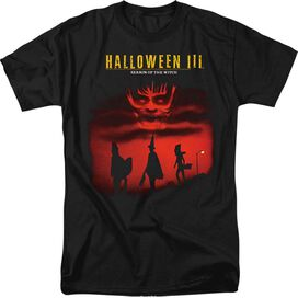HALLOWEEN III SEASON OF THE WITCH - S/S ADULT 18/1 - BLACK T-Shirt