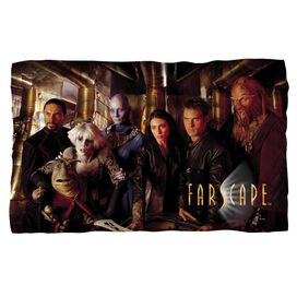Farscape Crew Fleece Blanket