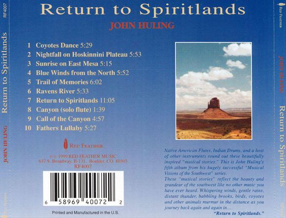 Return To Spiritlands 601
