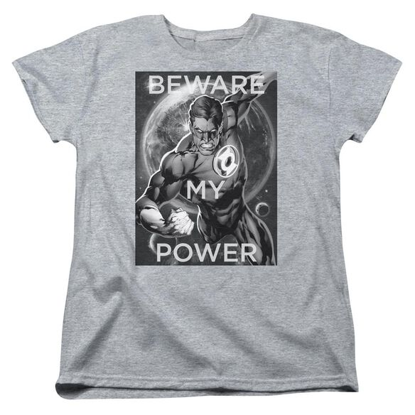 Dc Power Short Sleeve Womens Tee Athletic T-Shirt