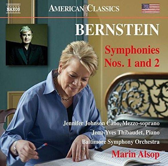 Leonard Bernstein: Symphonies 1 & 2