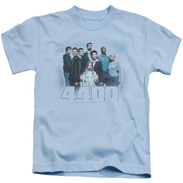 4400 By The Lake Short Sleeve Juvenile Light Blue T-Shirt