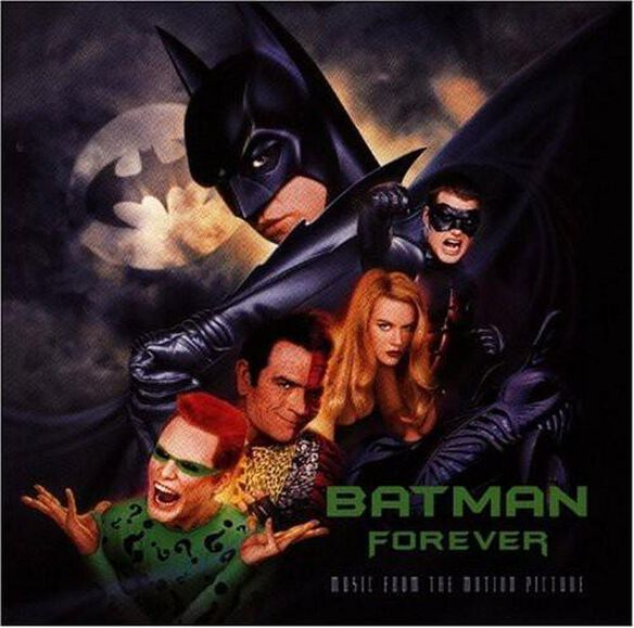 Batman Forever / O.S.T. (Mod)