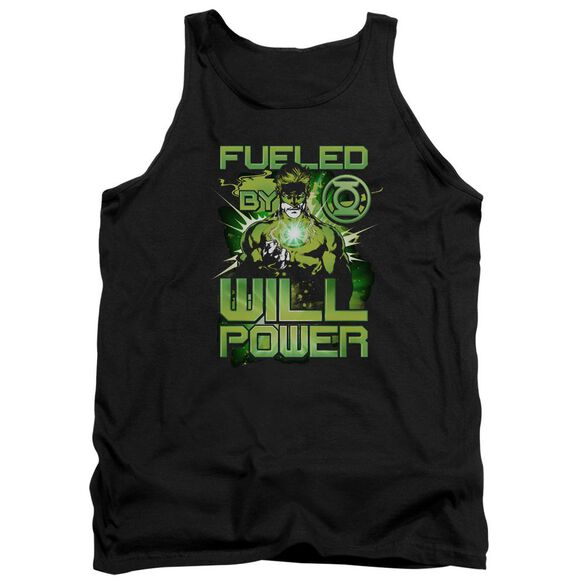 Green Lantern Fueled Adult Tank