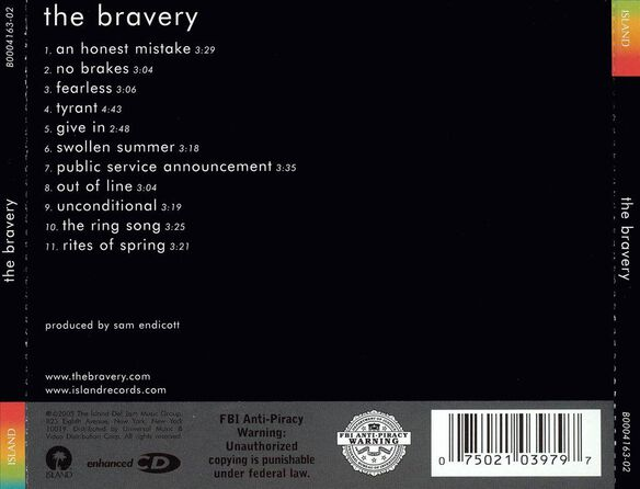 Bravery,The 0305