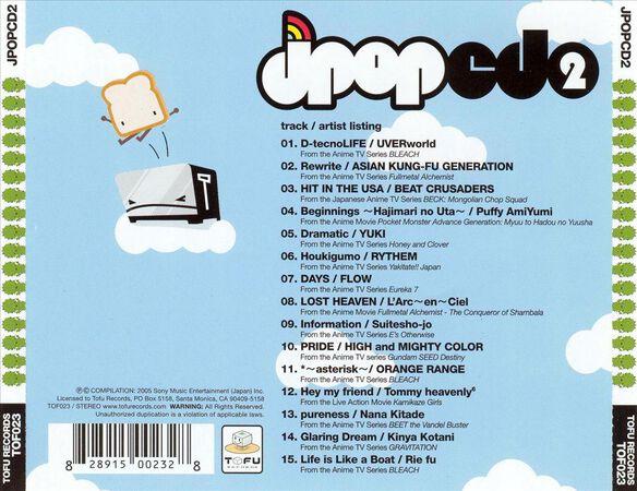 Jpop Cd V.2 1105