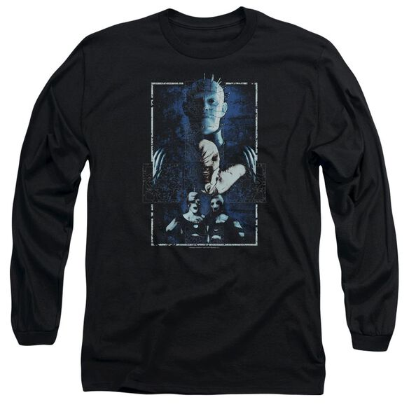 Hellraiser Cenobites Long Sleeve Adult T-Shirt