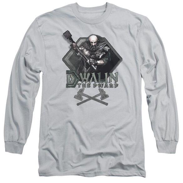 The Hobbit Dwalin Long Sleeve Adult T-Shirt