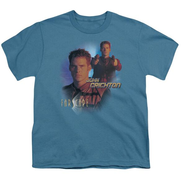 Farscape John Crichton Short Sleeve Youth T-Shirt