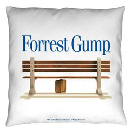 Forrest Gump Bench Throw