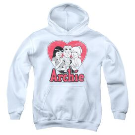 Archie Comics Milkshake Youth Pull Over Hoodie