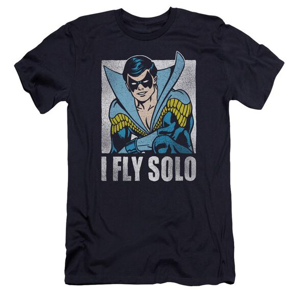 Dc Fly Solo Premuim Canvas Adult Slim Fit