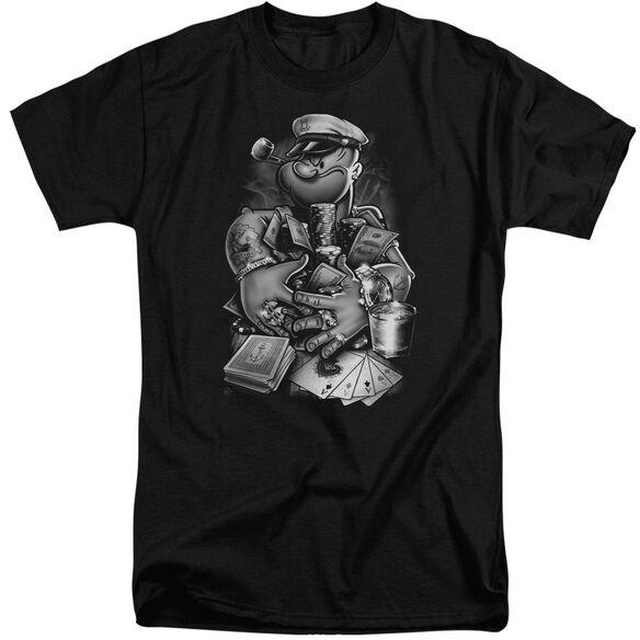 Popeye Mine All Mine Short Sleeve Adult Tall T-Shirt
