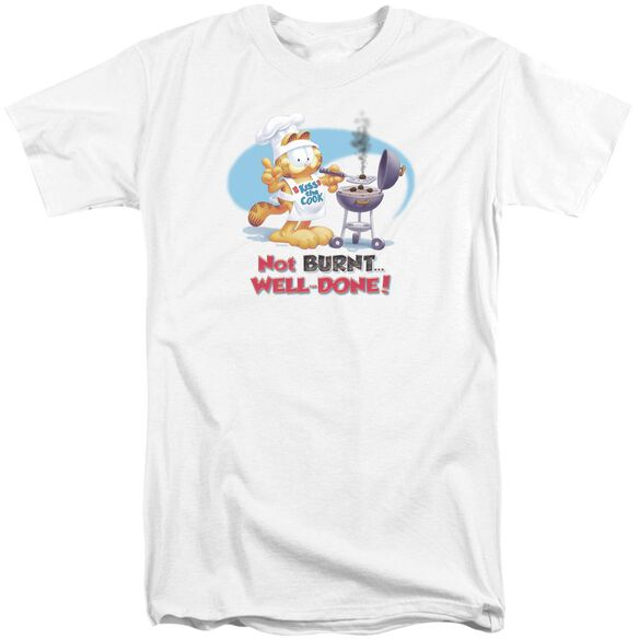 Garfield Well Done Short Sleeve Adult Tall T-Shirt