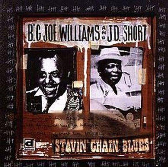 Big Joe Williams - Stavin Chain Blues