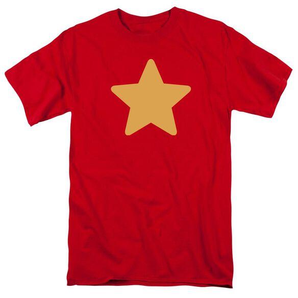 Steven Universe Star Short Sleeve Adult T-Shirt