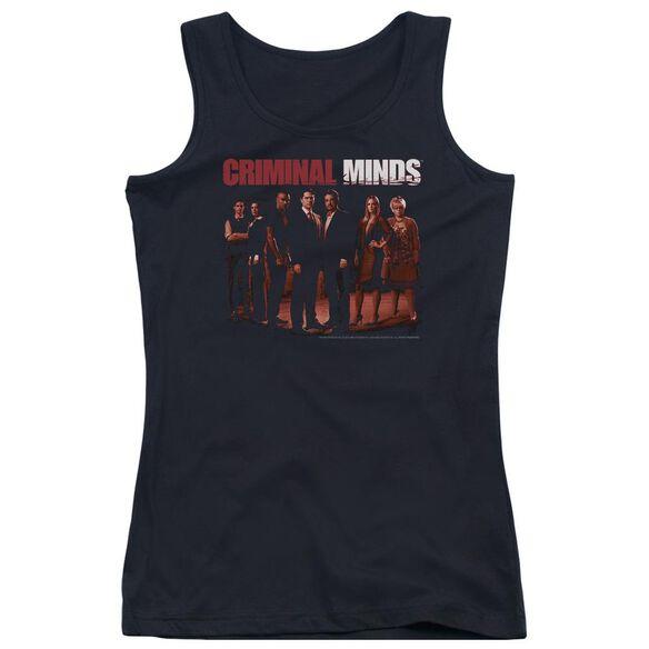 Criminal Minds The Crew Juniors Tank Top