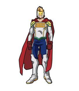 My Hero Academia - Mirio Togata Hero Costume FiGPiN