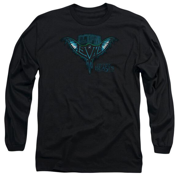 Fantastic Beasts Swooping Evil Long Sleeve Adult T-Shirt