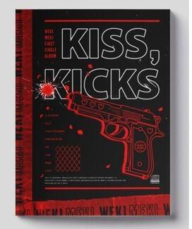 Weki Meki - Kiss, Kicks (Kiss Version)
