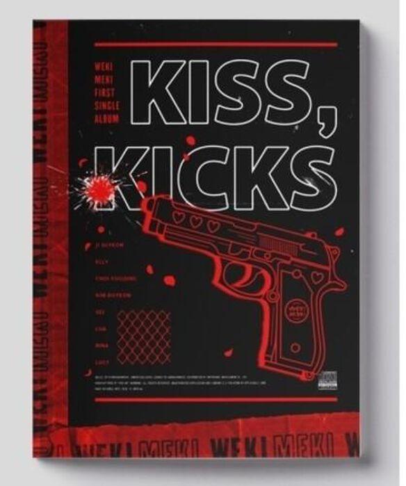Weki Meki - Kiss, Kicks (Kick Version)