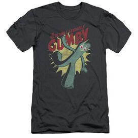 Gumby Bendable Short Sleeve Adult T-Shirt