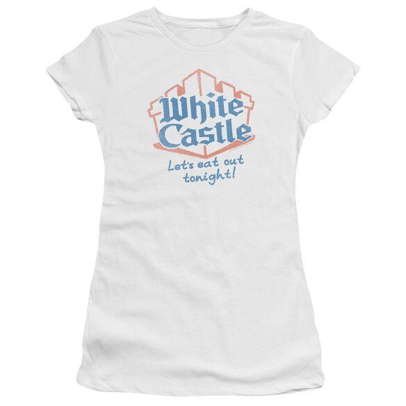 Castle Lets Eat Premium Bella Junior Sheer Jersey