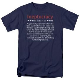 Ineptocracy Short Sleeve Adult T-Shirt
