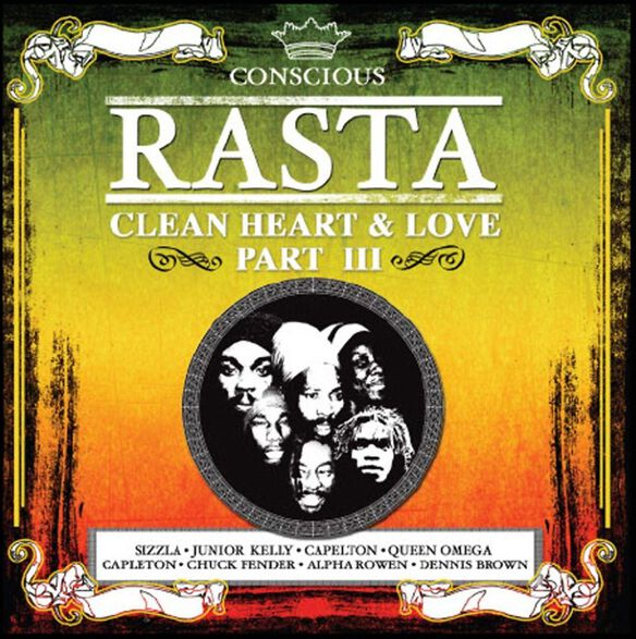 Conscious Rasta Part Iii