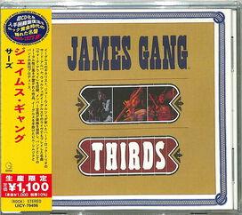 James Gang - Thirds (Japanese Reissue)