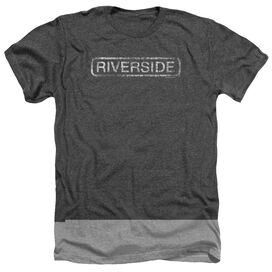 RIVERSIDE RIVERSIDE DISTRESSED - ADULT HEATHER - CHARCOAL