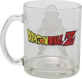 Dragon Ball Z Name Krillin Stance Glass Mug