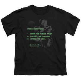 Robocop Prime Directives Short Sleeve Youth T-Shirt